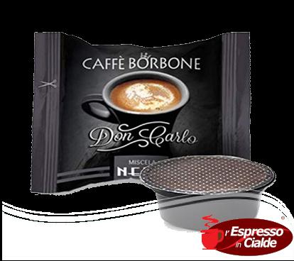 don carlo nero caffè borbone