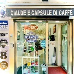 cialde e capsule di caffe colli portuensi