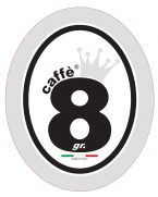caffe 8 grammi